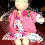 Puppe by Anita Niemann
